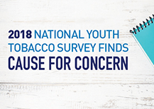 National Youth Tobacco Survey Finds Cause for Concern
