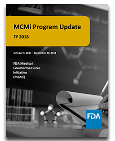 MCMi FY18 Program Update report cover