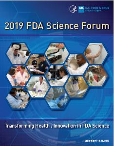 2019 FDA Science Forum Brochure