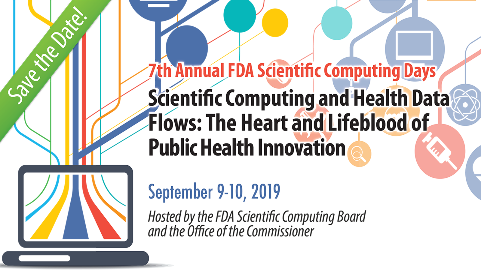 2019 SCD Save The Date FDA.GOV