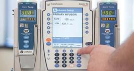 CareFusion Recalls Alaris Pump Module due to an Alarm Error