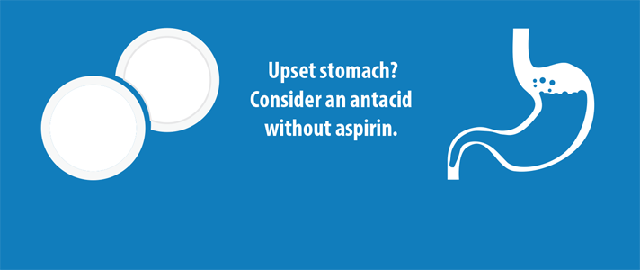 Aspirin-Containing Antacid Medicines Can Cause Bleeding_For Consumer feature