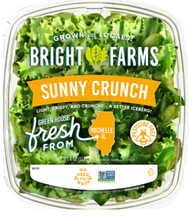 Outbreak Investigation of Salmonella Typhimurium in BrightFarms Sunny Crunch Salad - Product Image (July 15, 2021)