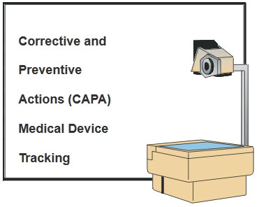 CAPA Medical Device Tracking