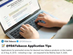 CTP Tobacco Tips