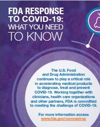 FDA Response to COVID-19: What You Need to Know