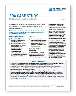 Drug Approval Case Studies | FDA