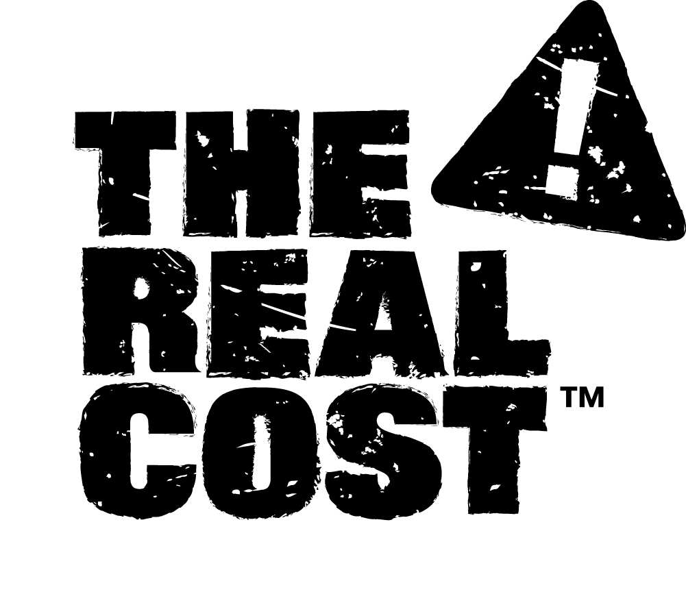 The Real Cost Logo