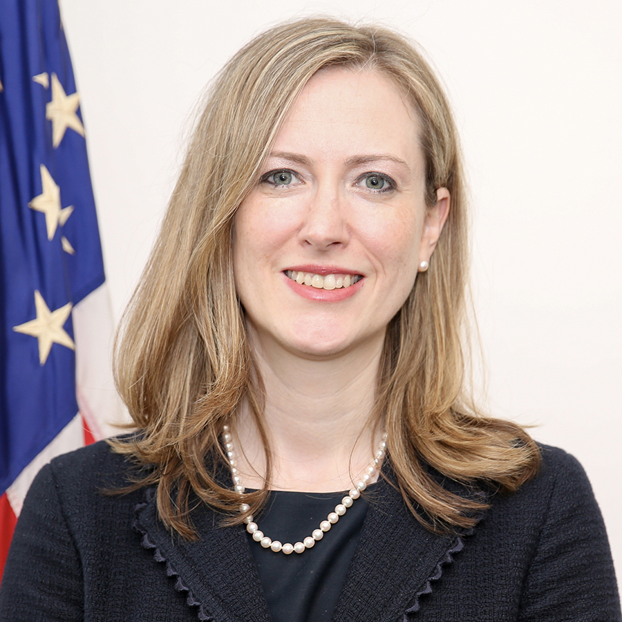 FDA Deputy Commissioner for Policy, Legislation and International Affairs, Anna Abram