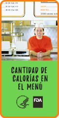 Calories on the Menu Deli Spanish