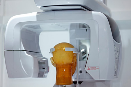 Image of Cone-beam computed tomography system
