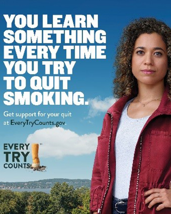 You learn something every time you try to quit smoking