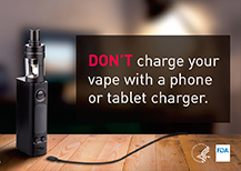 Tips to Help Avoid Vape Battery Explosions