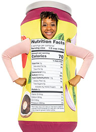 Learn More About the New Nutrition Facts Label