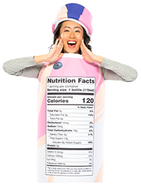 Learn More About New Nutrition Facts Label