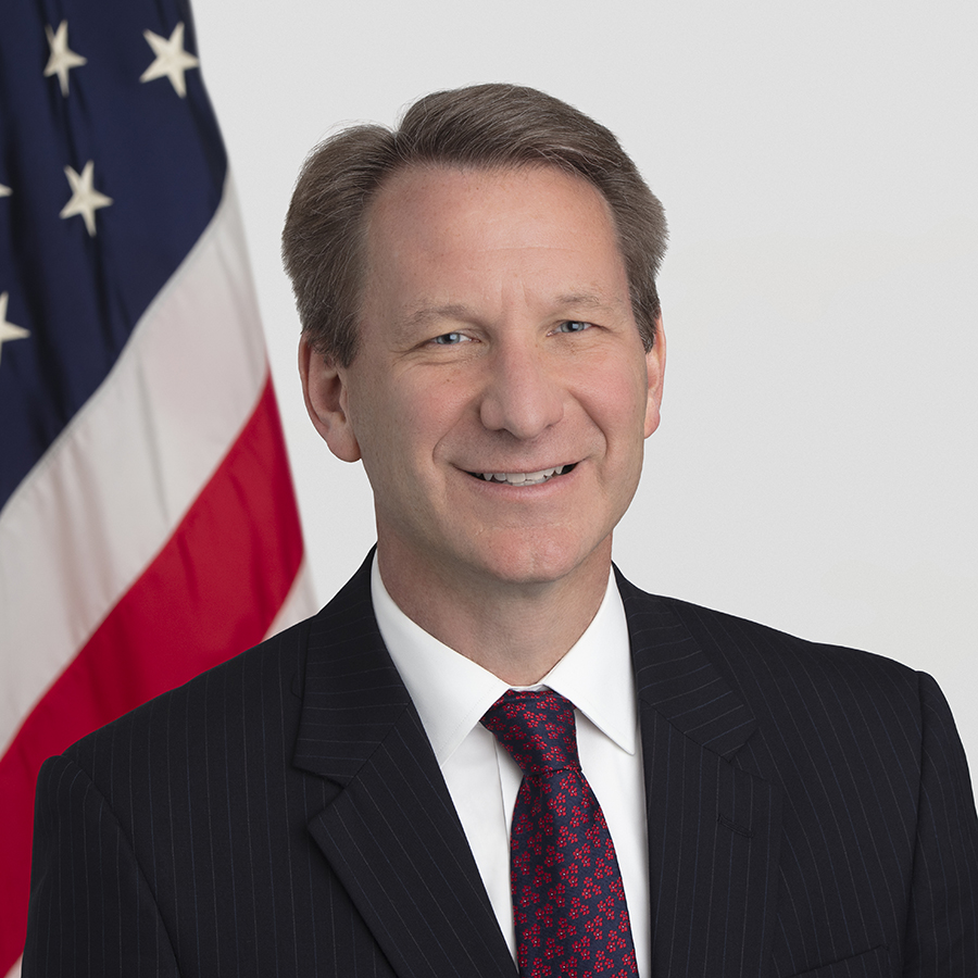 "Photo of Norman E. ""Ned"" Sharpless, M.D."