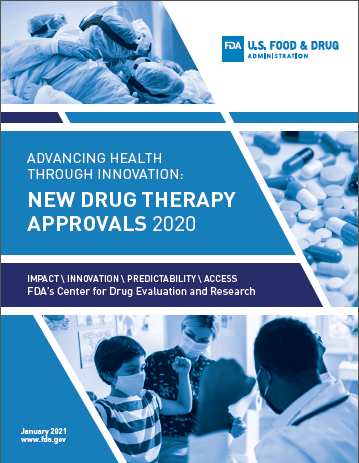 New Drug Therapy Approvals 2020