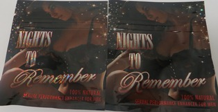 Nights to Remember label