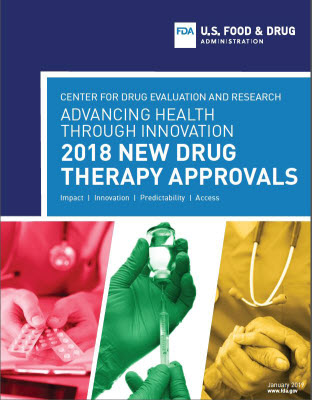 2018 New Approvals Report Cover