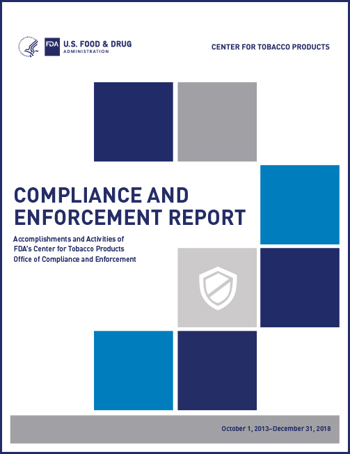 2013 - 2018 Compliance and Enforcement Report