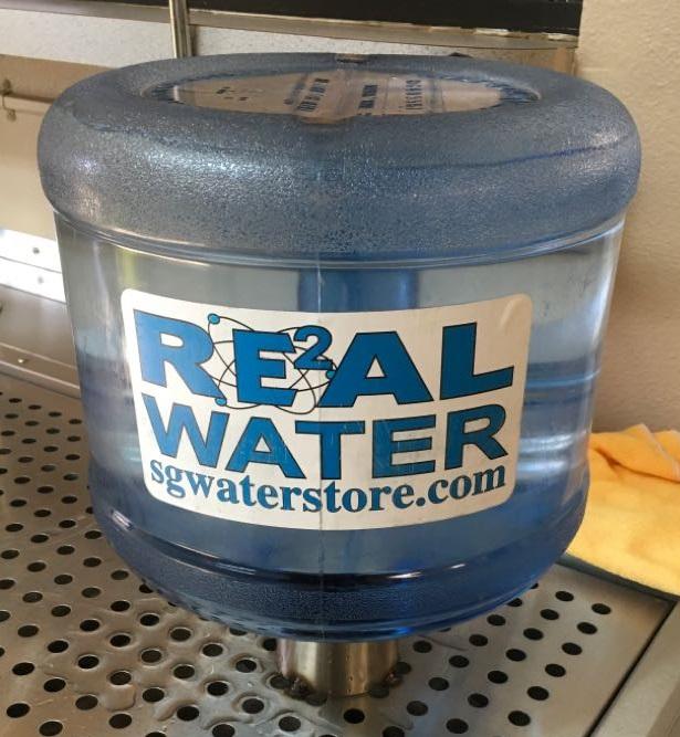 Real Water Alkaline Water St. George Water Store