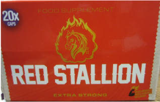Red Stallion Extra Strong