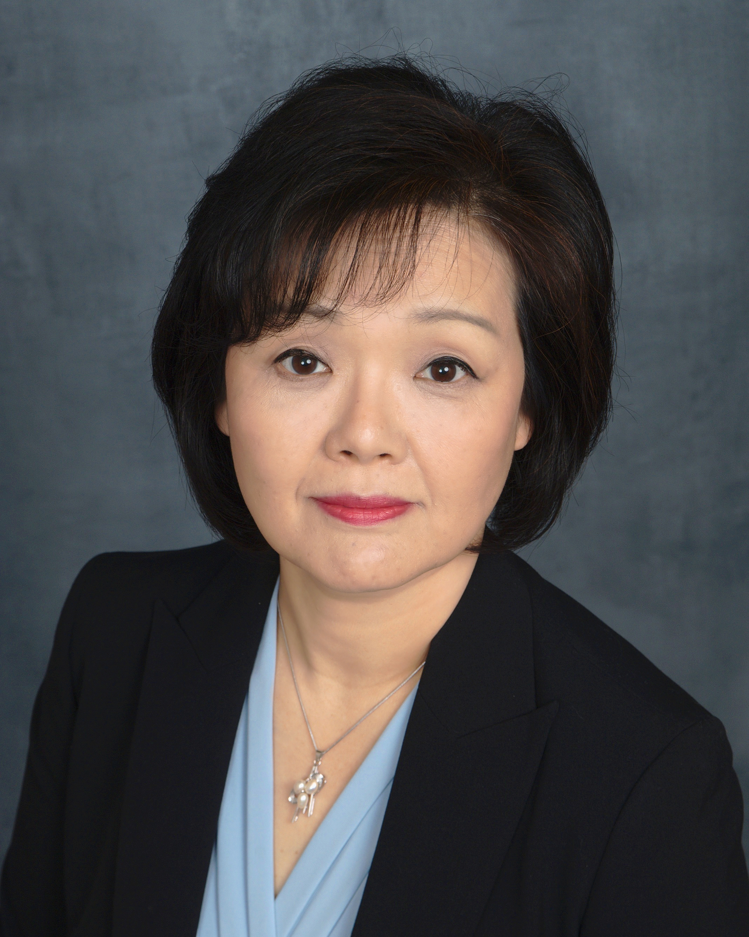 photograph of Sally Choe, PhD.