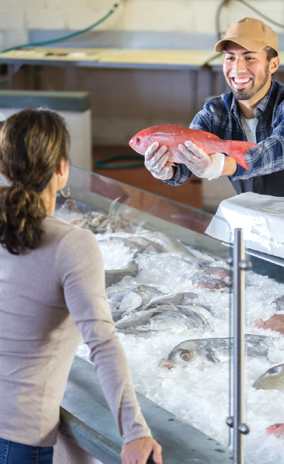 Selecting and Serving Fresh and Frozen Seafood Safely | FDA