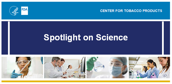 Spotlight on Science header