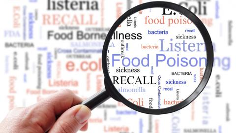 Outbreaks of Foodborne Illness