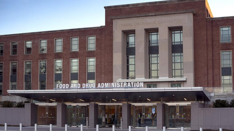 Food and Drug Administration at White Oak