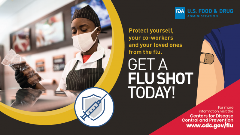 Get a Flu Shot Today!