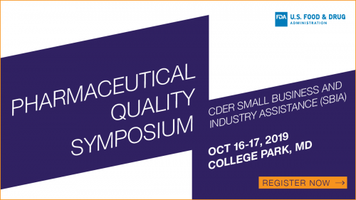 SBIA Pharma Quality Symposium