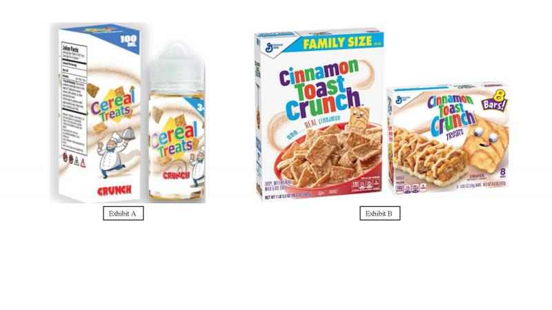 Cinnamon Toast Crunch and Cereal Treats