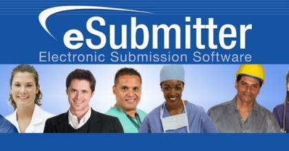 eSubmitter graphic
