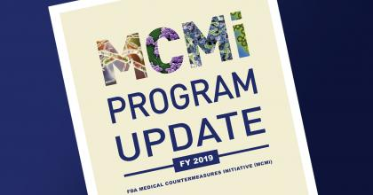 MCMi program update report cover (FY 2019)