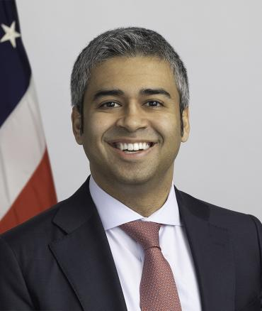 photo of Anand Shah, M.D.