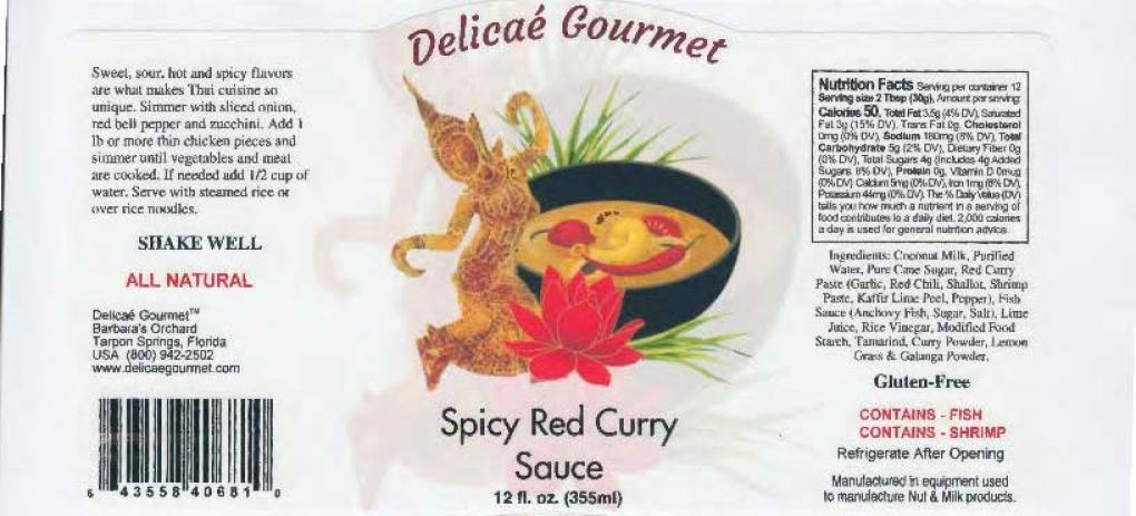 Spcy Red Sauce
