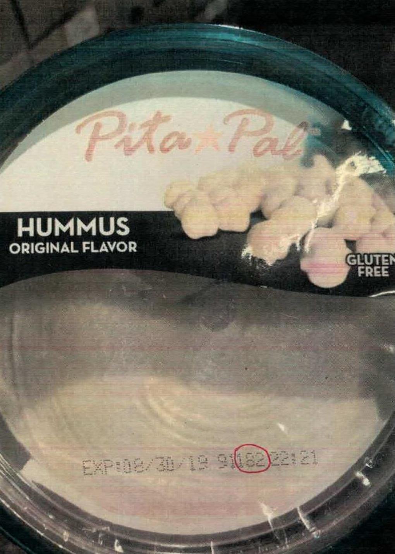 recall food image