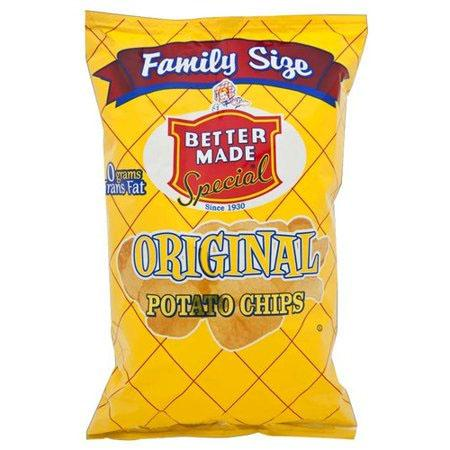 Product Image - Better Made Original Potato Chips 10 oz