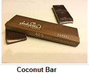 """Coconut Bar, product image"""