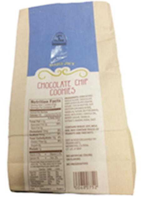 Back of Bag TRADER JOE'S Chocolate Chip Cookies with Nutrition Facts.jpg