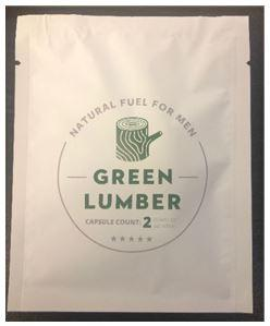 GREEN LUMBER, CAPSULE COUNT 2