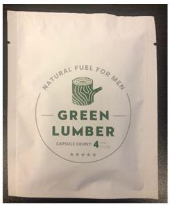 GREEN LUMBER, CAPSULE COUNT 4