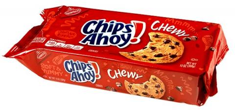 Image of Chips Ahoy Chewy Cookie