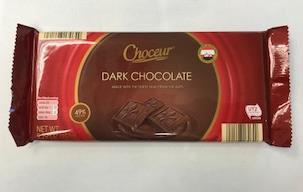 Choceur Dark Chocolate bar. 5.29 oz.