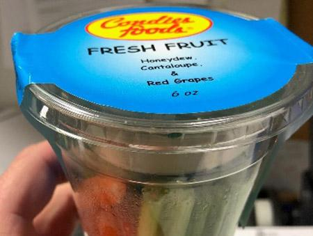 Condies Foods, Fresh Fruit Cup, UPC 50777222655