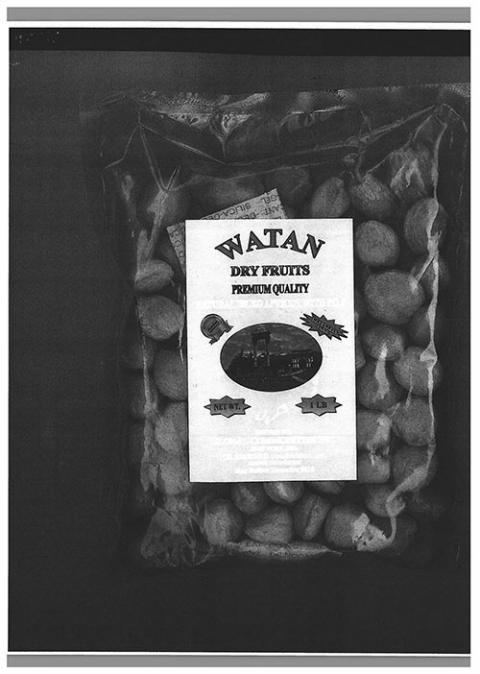Front label, WATAN DRY FRUITS Brand Natural Dried Apricot with Pitt.jpg