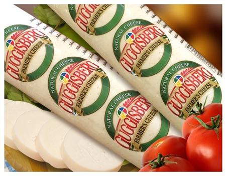 Guggisberg Farmer's Cheese horns, product image