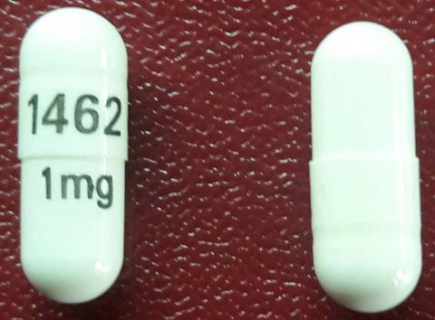 Product image Anagrelide Capsules, USP 1 mg